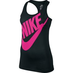 Nike Women's Futura Racerback Tank Top
