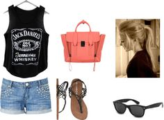 """Theme Park outfit"" by kaylee98 on Polyvore"