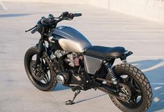 honda tracker scrambler whatever, it looks cool