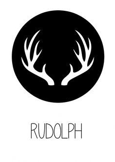 Rudolph #Christmas