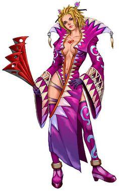 Leblanc from Final Fantasy X-2