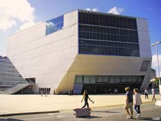 CASA DA MUSICA // arquitecto _ Rem Koolhaas, premio pritzker   // ubicación_  Oporto, Portugal // arquitectura portuguesa ** fotografia / carmen martinez mayo / 2013 **