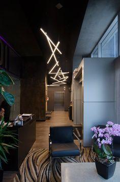 Fast Jack LED Cirrus Float Direct Lens | Edge Lighting at Lightology