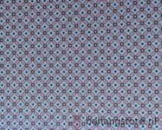 Eijf PIP 3 Geometrie White bloemetjes roze wit - PIP 3 Studio III behang + fotowand - Eijffinger - Eijffinger - Behang - Behangstore