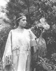 A Cherokee Indian girl, 1939, TN... my family heritage includes Cherokee... wish I knew more