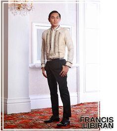 Barong Tagalog Barong Tagalog, Filipiniana, Groomsmen, Wedding Stuff, Normcore, Prom, Concept, Suits, Elegant
