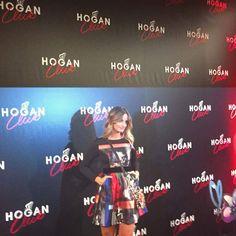 Prima giornata e primo #look per la #milanofashionweek di Noemi Guerriero, fashion blogger Italiana molto seguita nel panorama #Social. Noemi, ha scelto di indossare la collezione Hanita Fall Winter 2016/17.