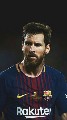"Lionel Andrés ""Leo"" Messi is an Argentine professional footballer who plays as a forward for Spanish club FC Barcelona and the Argentina national team. Wikipedia Born: 24 June 1987 (age 30), Rosario, Argentina Height: 1.7 m Spouse: Antonella Roccuzzo (m. 2017) Salary: 40 million EUR (2016) Children: Thiago Messi, Mateo Messi Did you know: Lionel Messi has the most goals scored (5) in the FIFA Club World Cup. Camp Nou, Messi Soccer, Messi 10, Nike Soccer, Soccer Cleats, Lionel Messi Barcelona, Barcelona Soccer, Argentina National Team, Messi Photos"