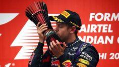Indian media praise Vettel's triumph in Formula 1