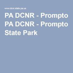 PADCNR-Prompton State Park