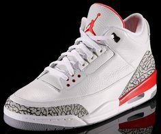 best service 99766 b0cc6 Air Jordan 3  Katrina  Set to Release   Sole Collector Air Jordan Sneakers,
