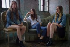 Watch Haim Talk Performance Style and Perfect Vintage Jeans in This Cute Levi's Video