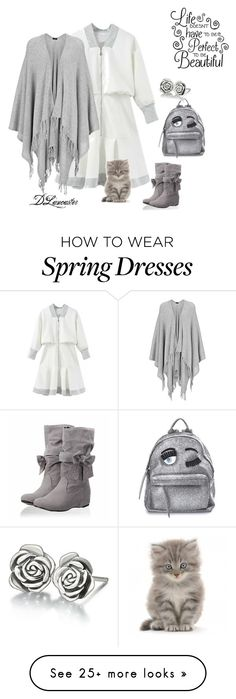 """I think I will fit in the bag! Do you??"" by diane-711 on Polyvore featuring Chiara Ferragni, Chamilia and Joseph"