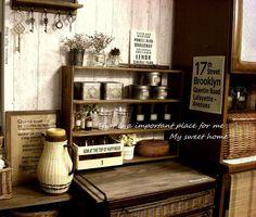 100円に見せない!雑貨屋さんみたいなキッチン収納(前)|LIMIA (リミア)