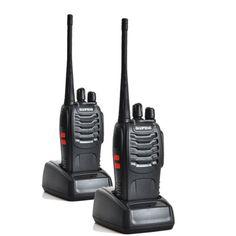 AmazonSmile : BaoFeng BF-888S Two Way Radio (2pcs) : Frs Two Way Radios : Electronics $27.38