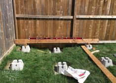 How to Build a Floating Deck 2019 If you're thinking of building your own floating deck I've put together a step by step tutorial on how we built ours in one weekend. The post How to Build a Floating Deck 2019 appeared first on Deck ideas. Building Design Plan, Deck Building Plans, Deck Plans, Ground Level Deck, How To Level Ground, Cool Deck, Diy Deck, Building A Floating Deck, Floating Floor