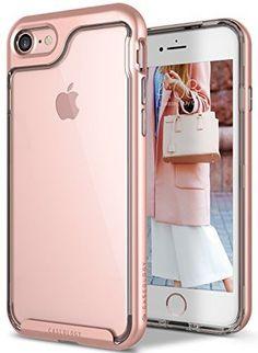 iPhone 7 Case [Skyfall Series] Transparent Clear Enhanced Grip