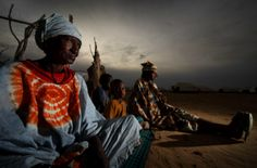 Christian Lamontagne, Sahel Climate Refugees, date unknown