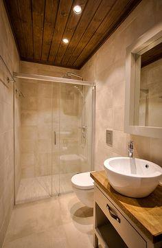 bad 60x60 flis - Google-søk Master Bathroom, Sink, Bathtub, Google, Home Decor, Sink Tops, Standing Bath, Master Bath, Bathtubs