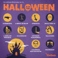 Maratona de filmes para o Halloween! Best Halloween Movies ever! Paranormal, Halloween, Movie Posters, Movies, Movie Marathon, Bad Dreams, Top Movies, Films, Film