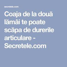 Coaja de la două lămâi te poate scăpa de durerile articulare - Secretele.com