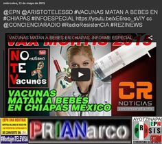 #NAZIonesUNDIDAS: @VelascoM_ @EPN @AristotelesSD #VACUNAS MATAN A BE...