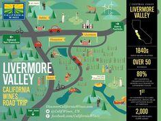 Livermore California Wines Road Trip 2016
