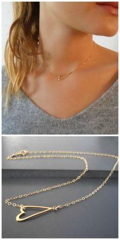 Jewelry & Watches Purposeful Gold Tone Chunky Large Pendant W/ Necklace Choker Multi Link Chain #260 Fashion Jewelry