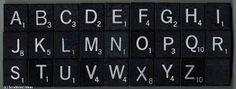 """Résultat de recherche d'images pour """"Franklin Mint Scrabble"""""""