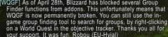 RiP World Quest Group Finder :( #worldofwarcraft #blizzard #Hearthstone #wow #Warcraft #BlizzardCS #gaming