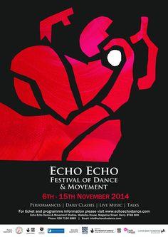 zoocreative | artwork created on behalf of Echo Echo Dance Ireland.