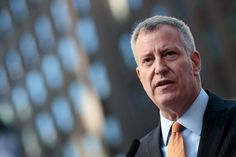 Mayor de Blasio urges all Americans to continue protesting Trump - NY Daily News