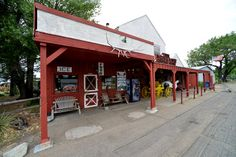 Morgan's Cowpoke Haven, Ellsworth, NE.
