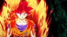 Goku, Super Saiyan God