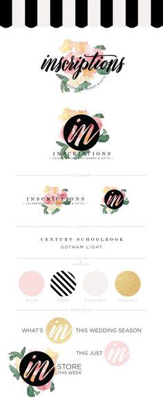 Inscriptions Brand L