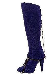 stivali blu jean paul gaultier