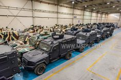 Armoured Personnel Carrier – Panthera T2