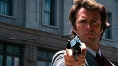 """Clint Eastwood en Harry el Sucio, nadie como él representa mejor al """"tipo duro"""""""