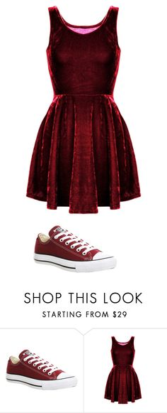 """""""Untitled #809"""" by laurie-egan on Polyvore featuring Converse"""