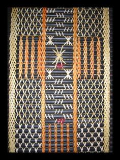 tukutuku panel Flax Weaving, Willow Weaving, Maori Patterns, Flax Flowers, Maori Designs, Nz Art, Maori Art, Indigenous Art, Weaving Patterns