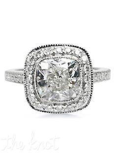 wedding ring. keepin it classy