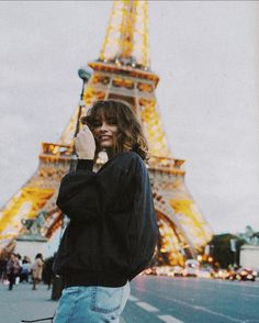 "40k Likes, 208 Comments - M E L (@vanellimelli) on Instagram: ""paris tomorrow with @bergstrvm ✨❤️ #pfw"""