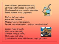 """ Fújja a szél a fákat…"" Mozgással kísért mondókázás - ppt letölteni Yoga For Kids, Stories For Kids, Montessori, Activities For Kids, Verses, Baby Kids, Kindergarten, Poems, Singing"
