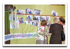Family Tree Activity for a 90th Birthday