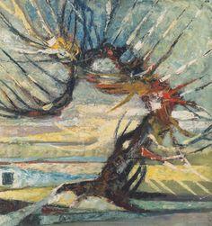 Otto Mueller - Die Baum