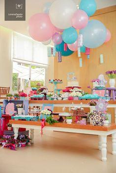 Como usar balões na decoração da festa | Baby & Kids | It Mãe