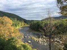 Deerfield River. Shelburne Falls, Massachusetts. Paul Chandler October 2017.
