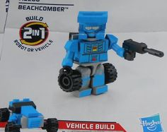 TRANSFORMERS Kre-O MICRO CHANGERS FIGURE - BEACHCOMBER - (SERIES 3) * For more information, visit image link.(It is Amazon affiliate link) #like