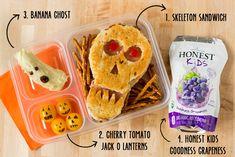 Spooky Halloween Lunchbox Ideas for Kids