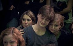And that time he cried when Harry Potter filming wrapped up for good. | 25 Times The Internet Fell In Love With Daniel Radcliffe
